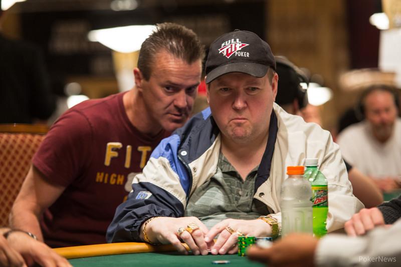 Hal Lubrarsky joueur de poker